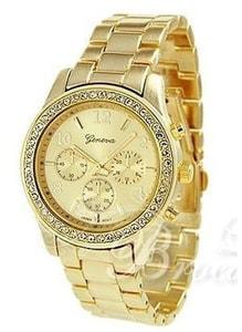 Studiomody.cz - Luxusní dámské hodinky Geneva- výběr 4 barev ... 6352ce0e4d