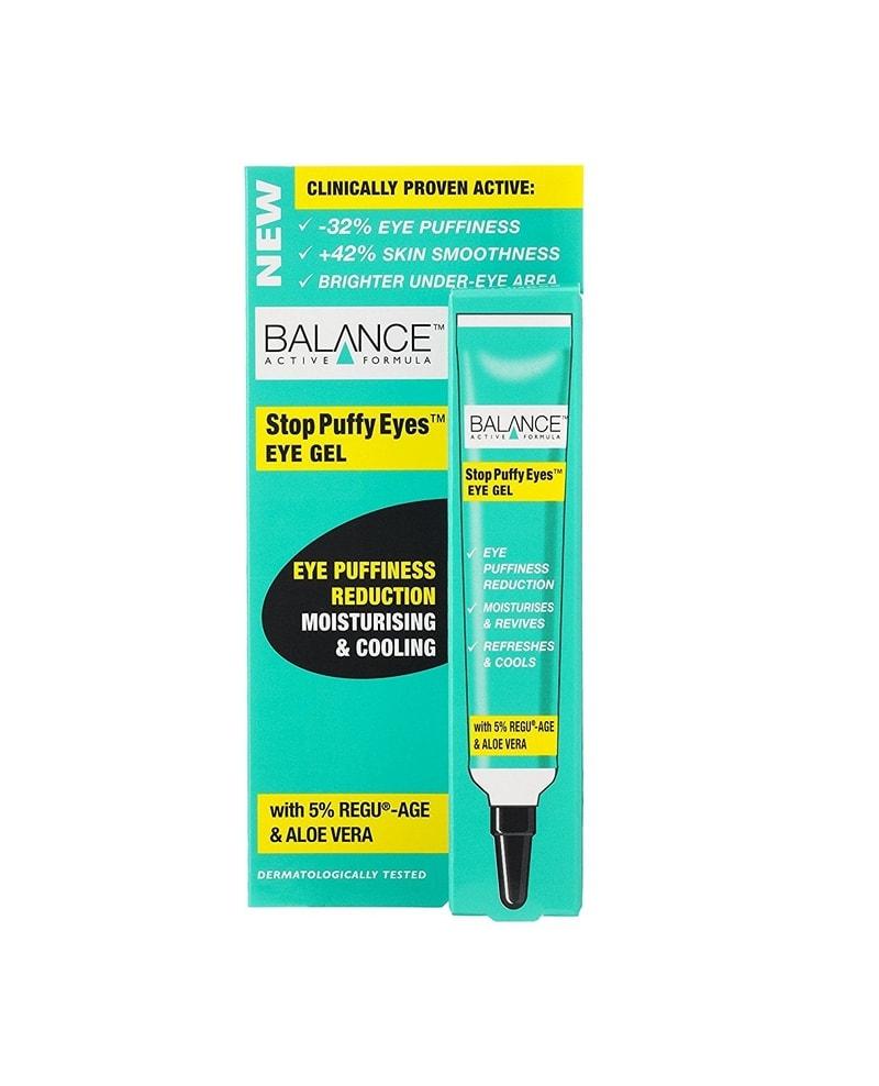 Chladivý gel pro snížení otoků očí 15ml