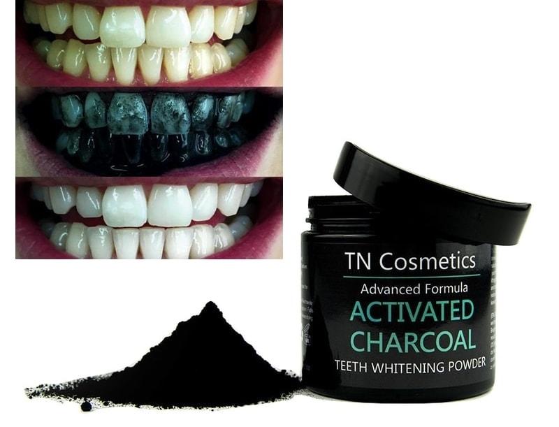Aktivní bělící pudr na zuby TN Cosmetisc - NOVINKA!