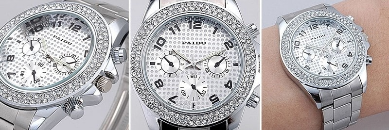 Studiomody.cz - Luxusní hodinky s krystaly Swarovski Elements ... 38d3741cc8