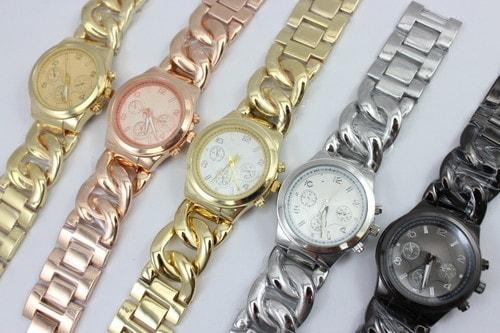 a2e543d0776 Studiomody.cz - Luxusní dámské hodinky Geneva- výběr 4 barev ...